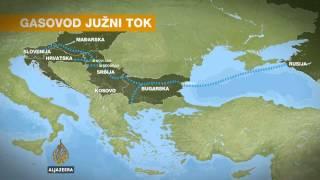 Gradnja Južnog Toka U Srbiji Počinje U Decembru