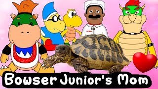 SML Movie: Bowser Junior's Mom! Animation