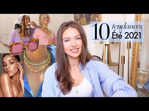 10 TENDANCES BEAUTÉ & STYLE À ADOPTER CET ÉTÉ 2021   SleepingBeauty