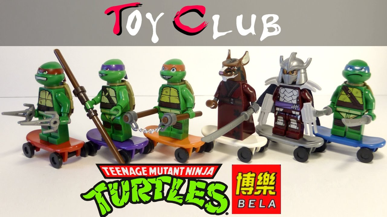 Купить LEGO: Черепашки-ниндзя. Атака на базу черепашек 79103 .