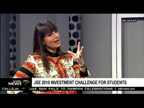 JSE 2019 Investment Challenge For Students