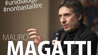 Mauro Magatti al Sermig - Università del Dialogo