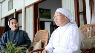 Kunjungan ke SMA Katolik Rajawali Makassar