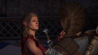 Assassin's Creed Odyssey Aikaterine Romance (Kassandra)
