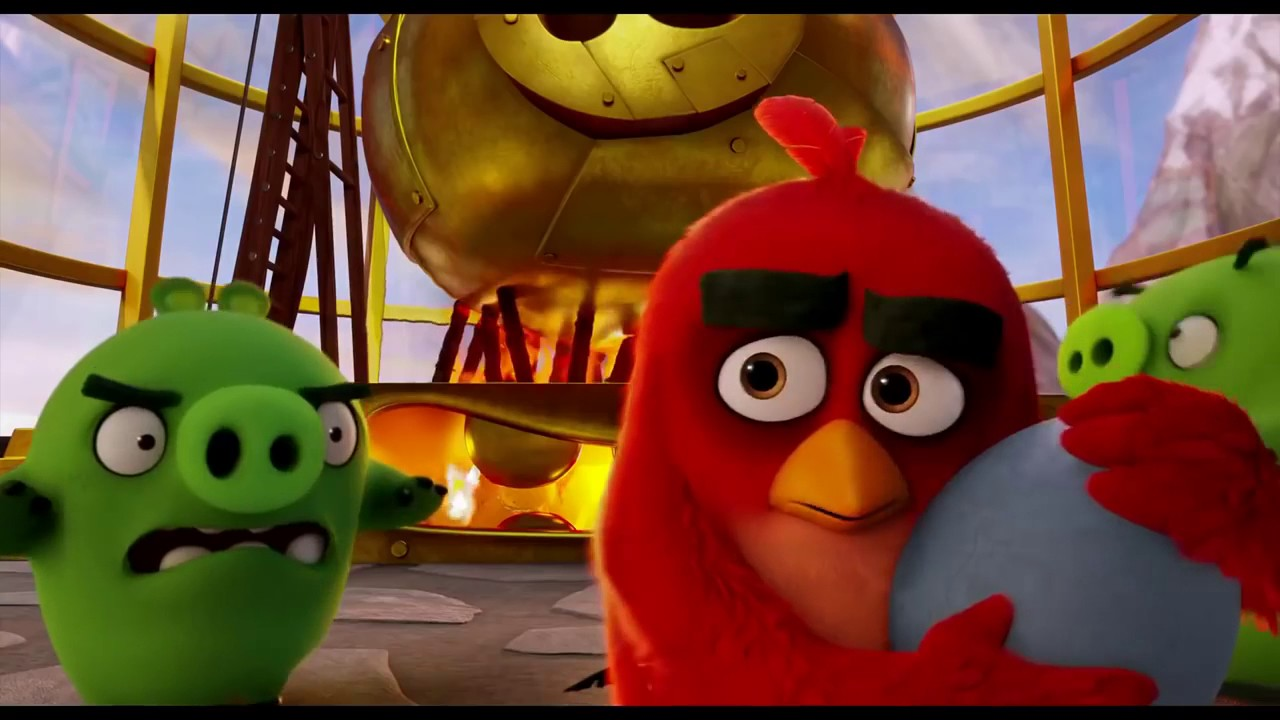 Download Angry Birds Movie Full Battle Scene Part 3