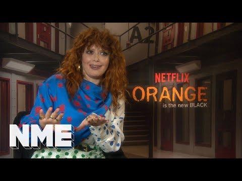 Natasha Lyonne talks season 6 of Orange Is The New Black and Michael Jackson's Ghost