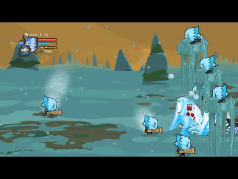 Castle Crashers Walkthrough Part 5