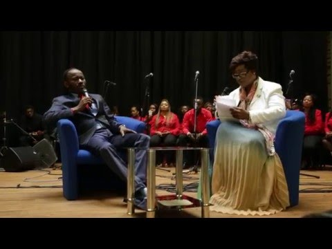 APOSTLE JOHNSON SULEMAN - FULL INTERVIEW MANCHESTER - DR JESUS TV -7th of April