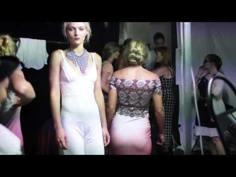 The Dress Collective Runway - Virgin Australia Melbourne Fashion Festival 2016 Offsite Runway Series