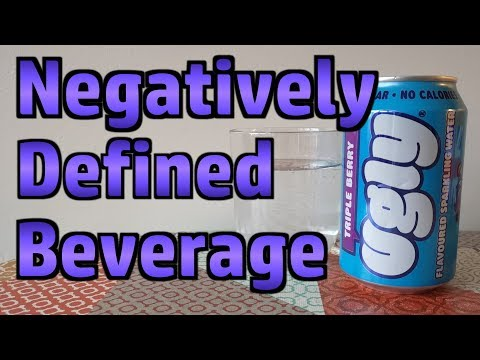 Ugly Triple Berry - Weird Stuff In A Can #109