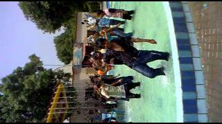 Malik Company Dance in Sozo water park part 1.mp4