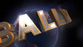 Ballyweg Universal Studios 100 Intro HD