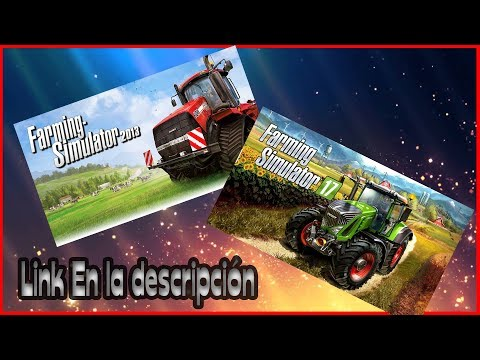 Sorteo Farming Simulator 2013 Original :D