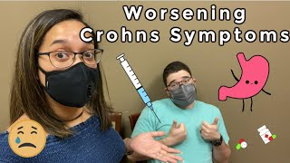 😓Bad News with Paul's Crohns Disease🧬 - Different Approach Needed🩺