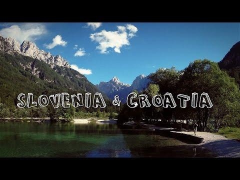 Slovenia & Croatia - BIKING / HIKING / GOPRO