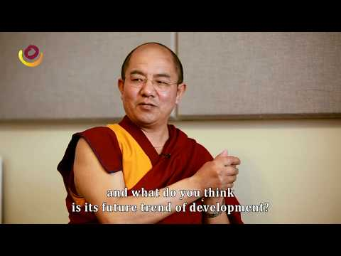 Preview A Conversation Between Professor Gayley & Khenpo Sodargye