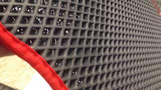 видео Виды автомобильных ковриков для салона