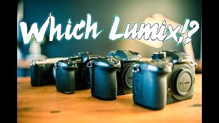 GH5 vs G9 vs G85 vs GX85 | WHICH LUMIX CAMERA SHOULD YOU PICK?