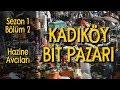 Kadıköy Bit Pazarı'na Gittik / Efsane Ganimetler