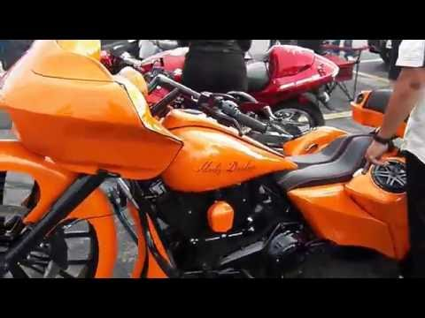 SOUTH SUBURBAN COLLEGE..XTREME KUSTOM CAR & BIKE SHOW...Video #4...8-7-16