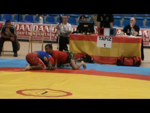 Final 60 kg Julio Santana vs Titin