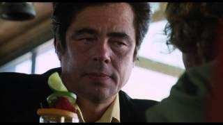 "Inherent Vice ""like gone but not gone"" scene"