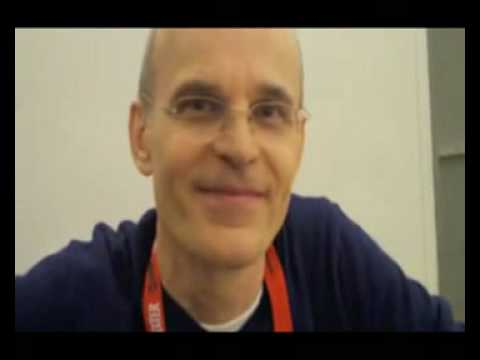 Željko Ivanek's  at ComicCon with Zap2it