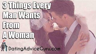3 Shocking Things Men Want
