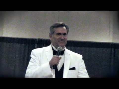 Bruce Campbell in NYC Part 3
