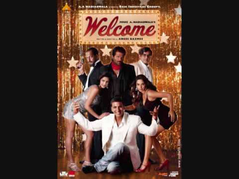 welcome full song