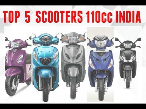 Activa vs Maestro Edge vs Jupiter vs Fascino vs Gusto | Best Scooter 110 cc India