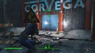 Прохождение Fallout 4 все дополнения Far Harbor Моды режим выживание - серия 3 NO CUT