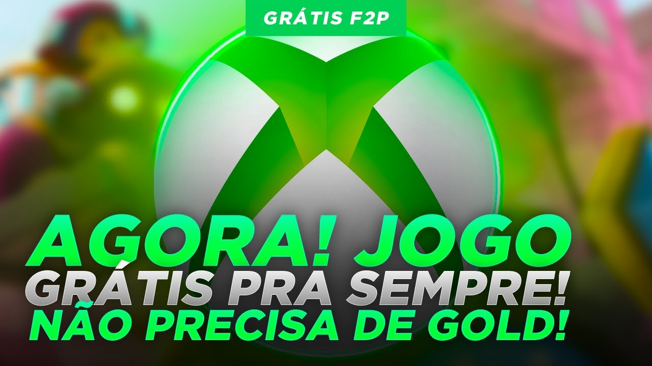 CORRE! NOVO JOGO DIVERTIDO GRÁTIS PRA SEMPRE LIBERADO AGORA e NÃO PRECISA de LIVE GOLD!