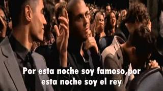 The Wanted - We Own The Night (TRADUCIDO AL ESPAÑOL).