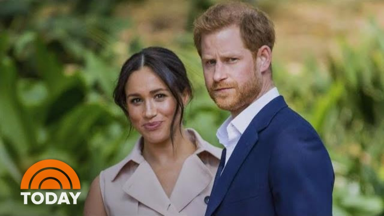 meghan markle and prince harry photographed together for 1st time since step back today youtube meghan markle and prince harry photographed together for 1st time since step back today