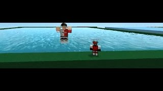 How to do the Freeze Glitch in ROBLOX