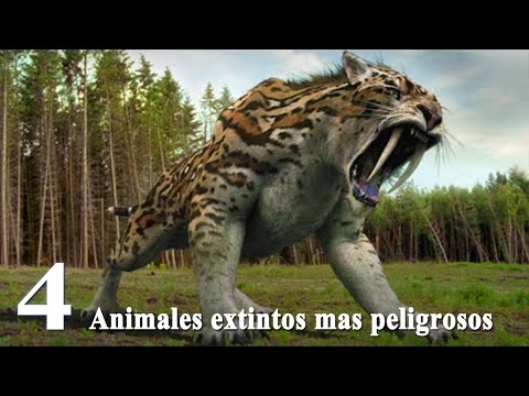 DANGEROUS Extinct Animals ever Existed