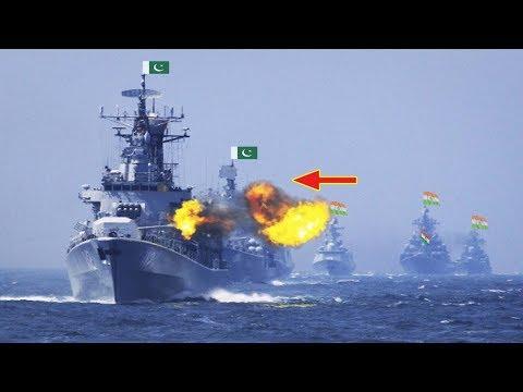 पाक का नापाक हरकत भारत का मुहतोड़ जवाब  Air Strike के बाद हिन्द महासागर में होगा दोनों का  सामना ?