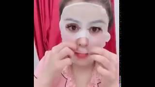 Hotgirl Trần Thanh Huyền Review Bộ Ba Nhụy Hoa Nghệ Tây Nhật Kim Anh