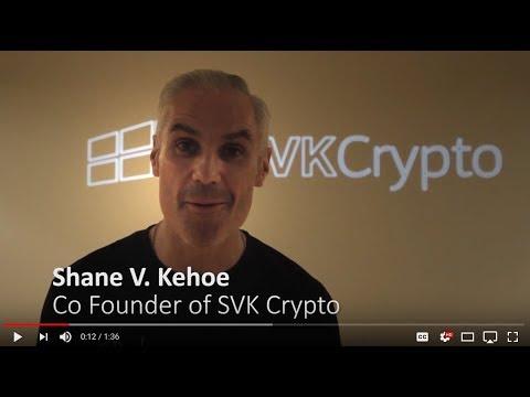 SVK CRYPTO PODCAST - Guest Speaker Shane Kehoe Co-Founder of SVK Crypto Returns! Mp3