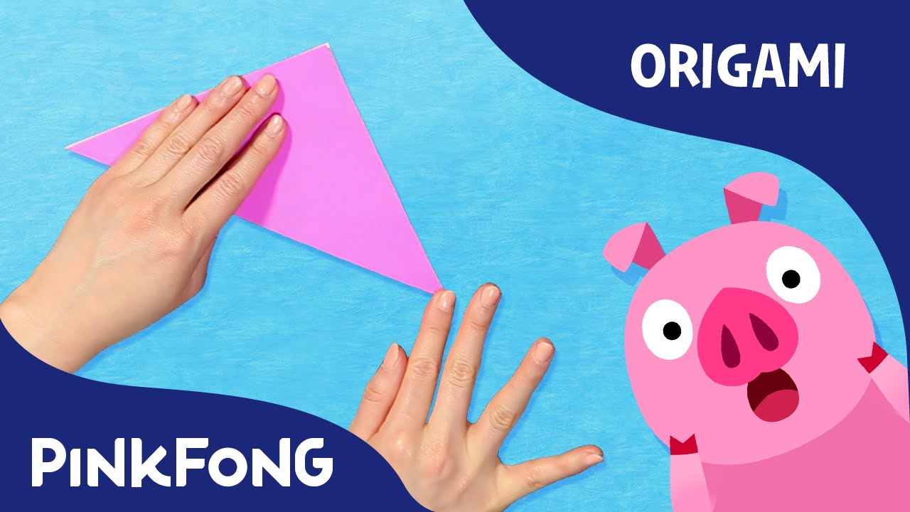 did you ever see my tail animal song with origami