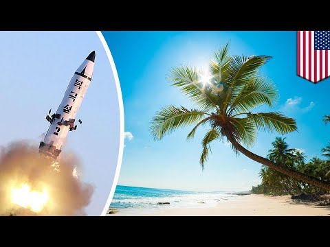 Hawaii missile threat alert: Employee pushed wrong button, sends out false alarm - TomoNews