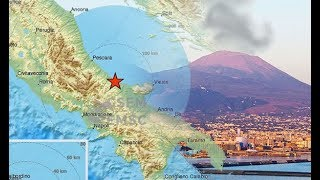 Italy Quake SWARM near Vesuvius Fears for VOLCANIC ERUPTION, Naples SHAKEN by 2nd Quake