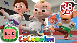 Taekwondo Song   More Nursery Rhymes & Kids Songs - CoCoMelon