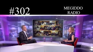 #302 Jordan Peterson on Channel 4, Modern Feminism and the Media | MEGIDDO RADIO