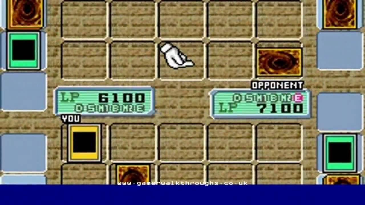 Yu Gi Oh Worldwide Edition Gba Walkthrough Pegasus