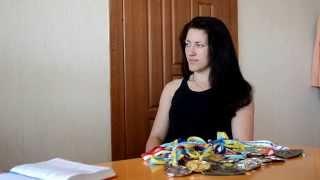 Українка Марина Круглова - майбутня чемпіонка світу з боротьби сумо