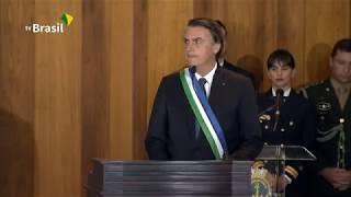 Bolsonaro participa de comemorações dos 20 anos do Ministério da Defesa