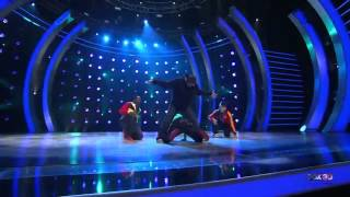 Din Daa Daa (Hip Hop) - Jose, Twitch, Dominic and Comfort (All Stars)
