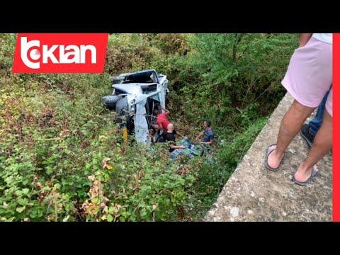 Download Pamjet e rënda nga aksidenti tragjik ku u shuan 5 jetë